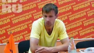 Интервью Сергея Семака (16.07.2008)