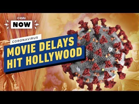How Coronavirus Delays Are Impacting 2020 Movies - IGN Now