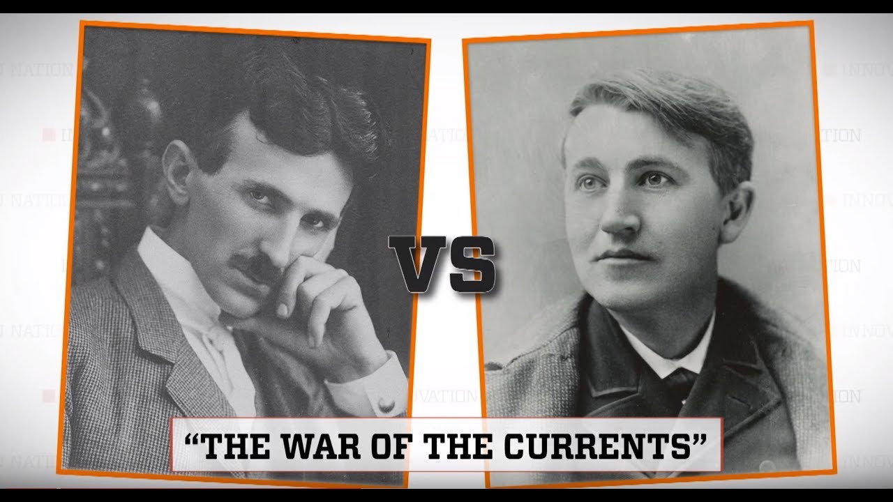 tesla vs edison Tesla vs edison everyone knows the father of the light bulb — thomas edison  in school we learn about him and all of his accomplishments,.