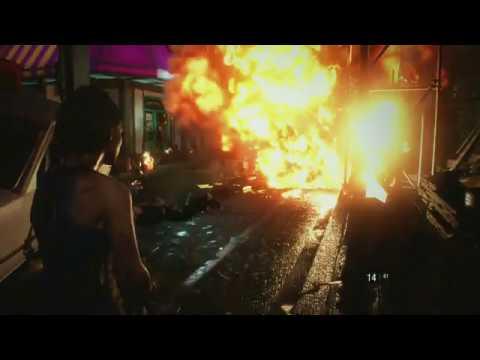 GBHBL Playtime: Resident Evil 3 Demo (Xbox One X)