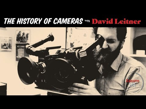 The History of Video Cameras from the 1970s to the Present - YouTube
