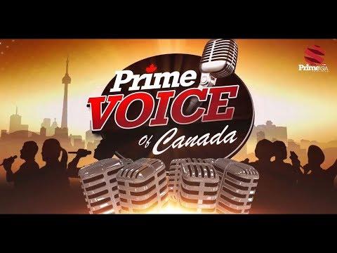 Prime Voice Of Canada Toronto Finale #3 (PrimeAsiaTV)