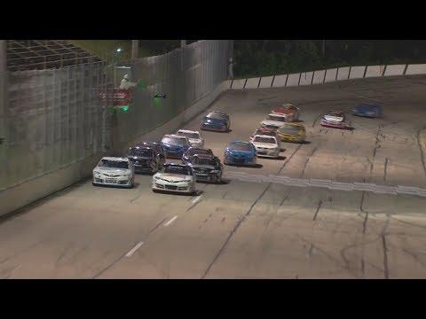 ARCA Racing Series 2017. Madison International Speedway. Restart & Last Laps