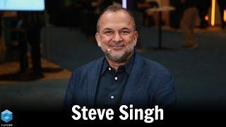 Steve Singh, CEO, Docker | DockerCon 2018