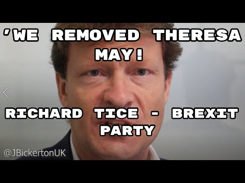 Brexit Party chair makes incendiary claim - 'We made Boris Johnson Prime Minister'