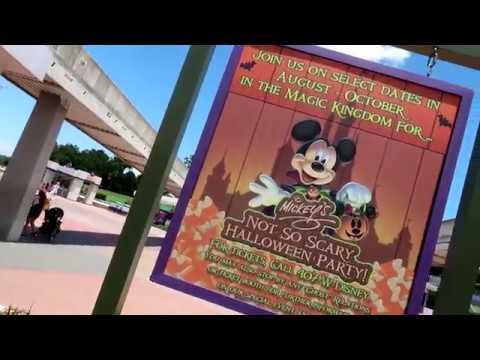 Big Changes At Disney S Magic Kingdom Halloween Decorations Up Tron