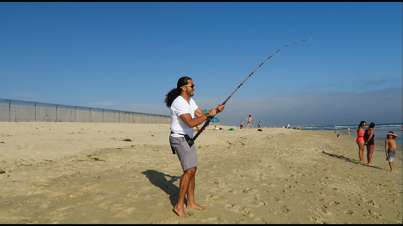 Huntington Beach Surf Drone Fishing Episode 10 Youtube