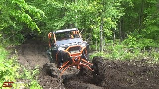 WHO CAN MAKE IT....WHO CANT?  FUN IN THE MUD!