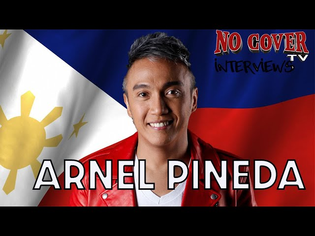 No Cover Interview with Journey frontman Arnel Pineda