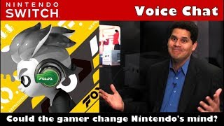 Could the Voice of the Gamer Change the #NintendoSwitch Voice Chat App?