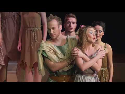 "Claudio Monteverdi: ""L'ORFEO"" (New Belgrade Opera - 2017, Mijanovic & Gosta) with subtitles"