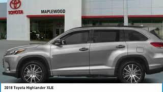 2018 Toyota Highlander XLE Maplewood, St Paul, Minneapolis, Brooklyn Park, MN J12102