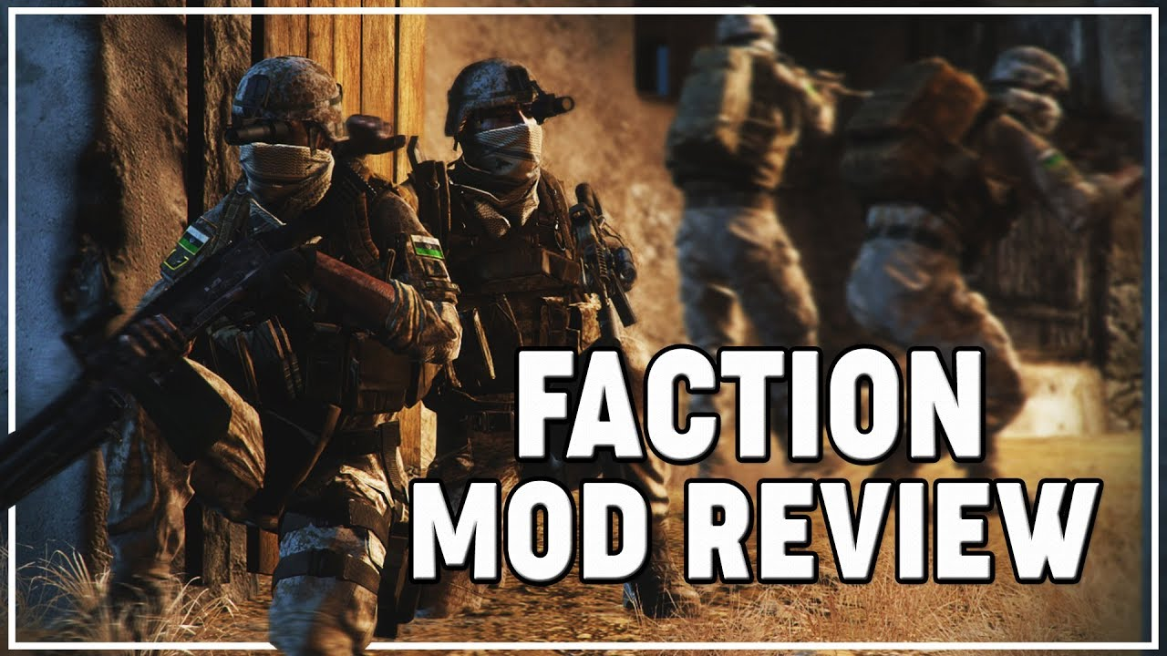 3CB FACTIONS   ArmA 3 Mod Review
