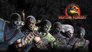 Турнир MFA2014 - Mortal Kombat 9 1v1 - Финалы