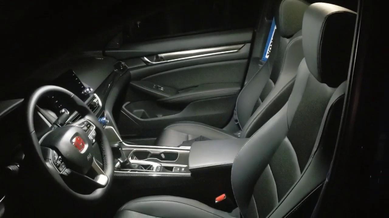 Get 2020 Honda Accord Interior