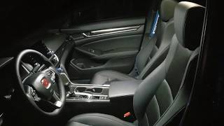 Interior Lighting LED Upgrade on Honda Accord 2018-2019