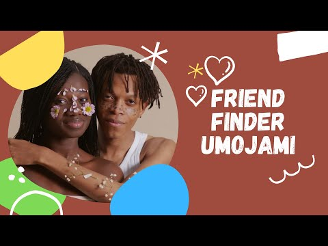 Friend Finder - Dating on Umojami