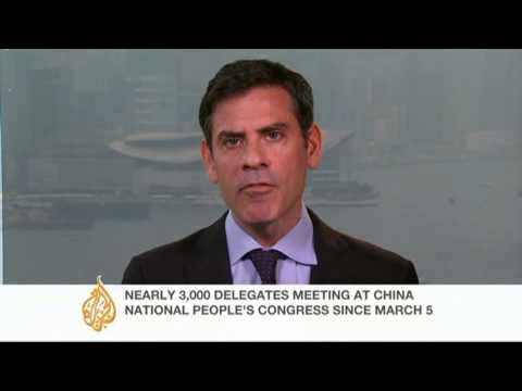 China names Li Keqiang new premier
