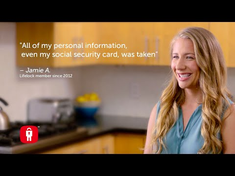 Lifelock commercial