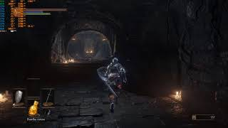Dark Souls III gameplay with fps counter,low settings , gtx960 2gb, 60fps(PC)[HD]