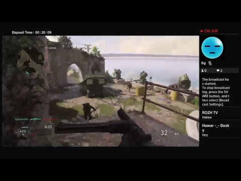 Hawar-Akram16s Live PS4 Broadcast