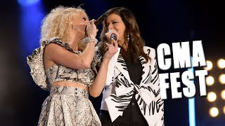 Little Big Town, 'The Daughters' at CMA Fest Was Totally Needed