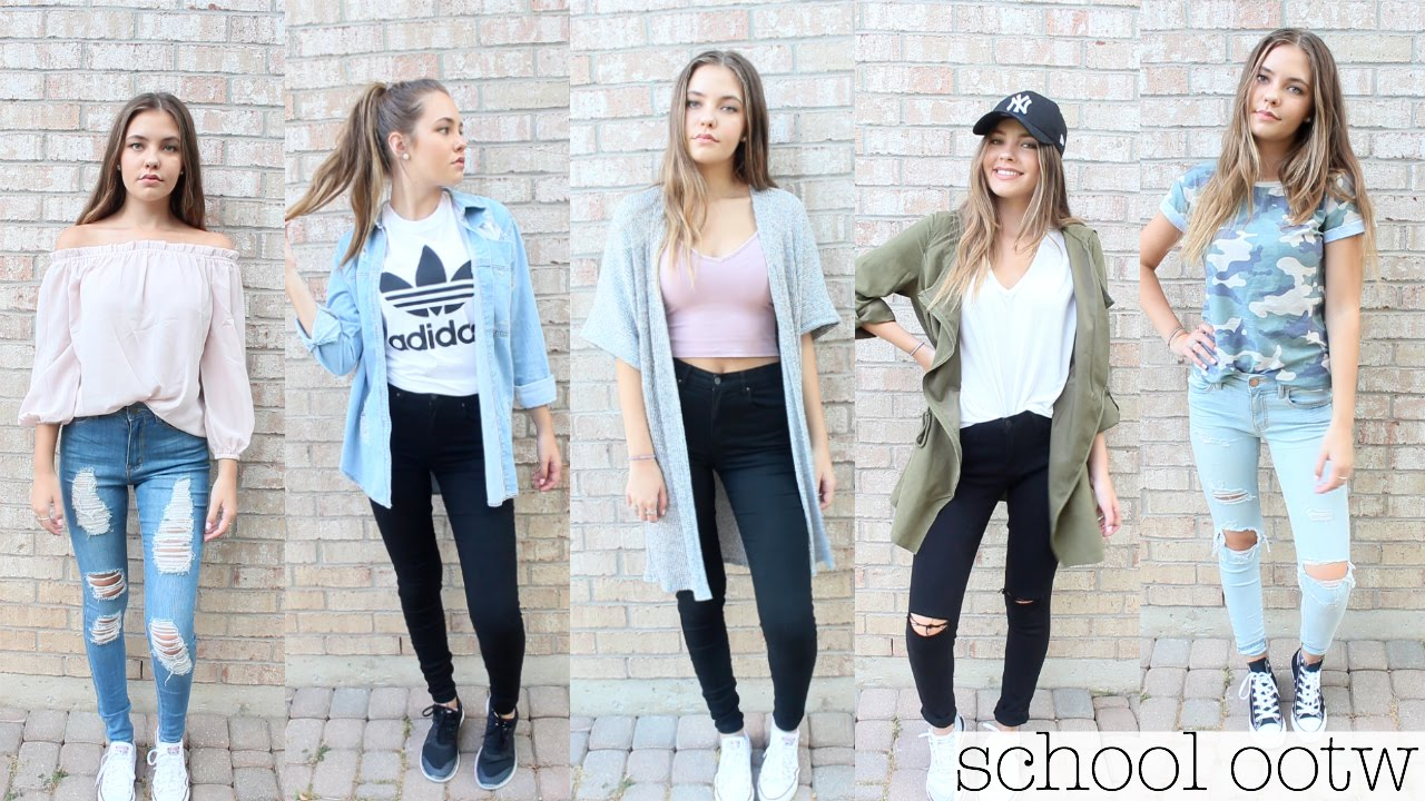 BACK TO SCHOOL OUTFIT IDEAS 2016