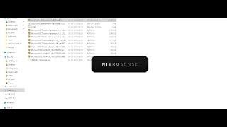 NitroSense Blinking Error(Not Opening) Solved - Acer Nitro 5