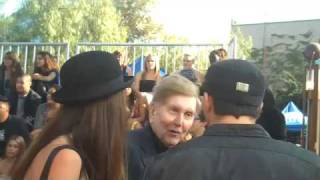 sumner redstone sighting!