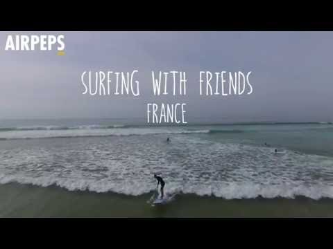 AirPeps - Surfing With Friends (France)