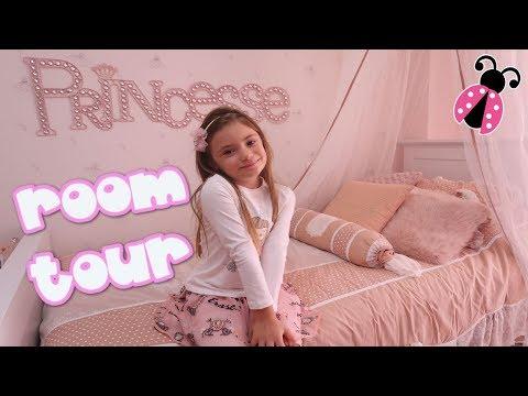 Room Tour 2017 - Mi Habitacion De Princesa - Los Juguetes De Arantxa
