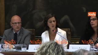 UNIONI GAY, LAURA BOLDRINI: I DIRITTI NON POSSONO ESSERE MERCANTILIZZATI