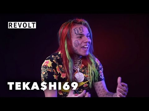 Tekashi69 details new mixtape's two different sounds & collaboration with Tory Lanez