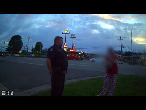 Officer Brown's Body Cam Footage, Cookeville, TN, Public Records Request