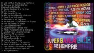 super bailable de siempre 47 temas enganchados cumbia mix