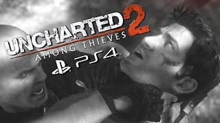 Uncharted 2: Among Thieves PS4 Remastered - All Death Scenes Compilation
