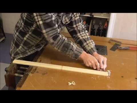 Making a Folding Child Gate