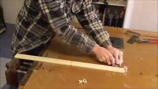 Making a Folding Child Gate