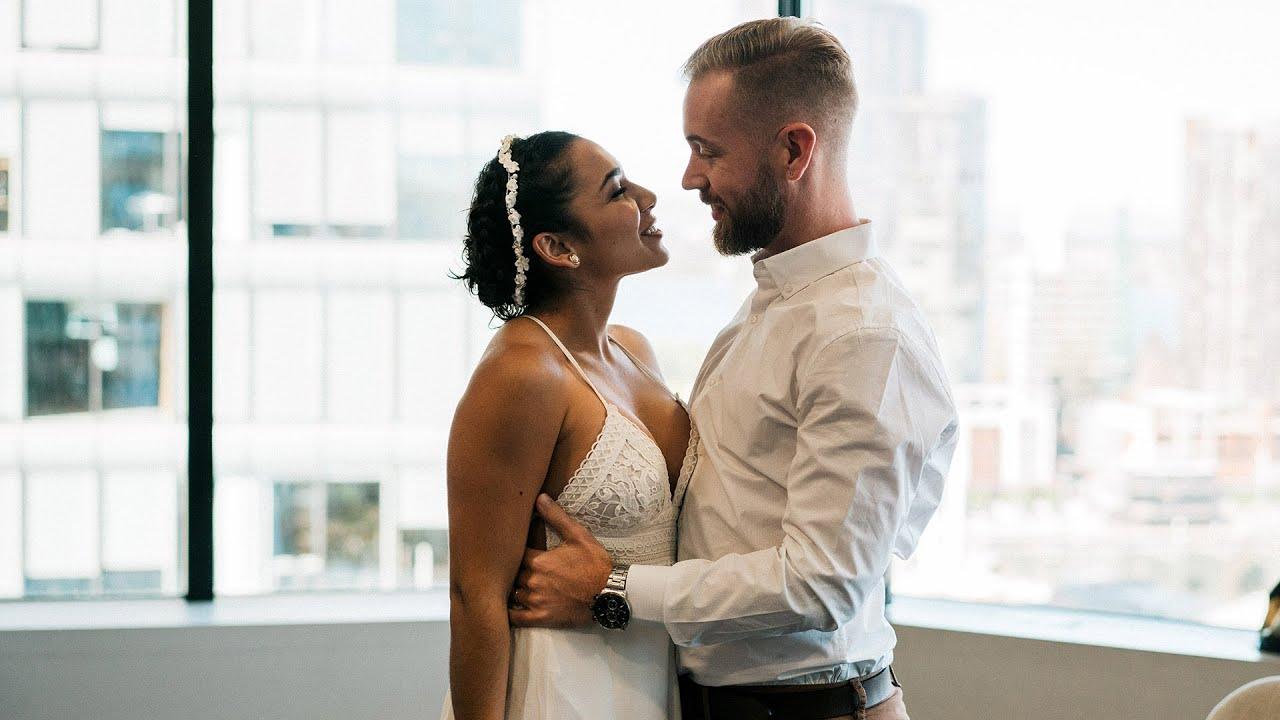 Así fue nuestra boda (¿El amor de la visa?)