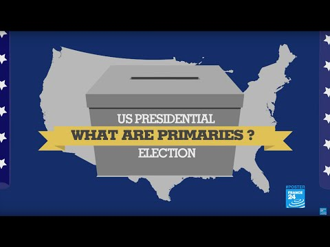 What are primaries in the US presidential election? - #Posters