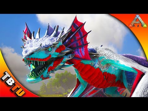 ICE WYVERN BREEDING AND MUTATIONS! 500 ICE WYVERN EGG COLOR MUTATIONS! Ark Survival Evolved