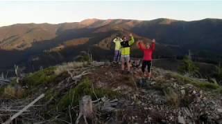 Climbing Via Ferrata Dve Veze Captured on Drone | Slovakia Adventures