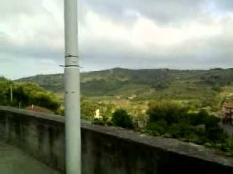 Cleto valley where I write....in Italy