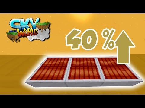 40% Mehr Energie?! *Upgrade Fail* - #64 - Minecraft Sky World