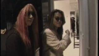 Funny Clip between X JAPAN Members 1993