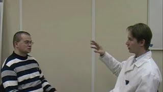 "Обучение Гипнозу. Метод гипноза ""Захват внимания"". Видео-урок 4."