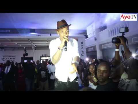 Show ya Tekno wa Nigeria na Dj wa Jay Z Dar es salaam