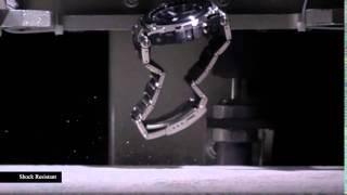 HARD TEST  CASIO G SHOCK MTG  G1000 Hamura Tests 1 online video cutter com 1