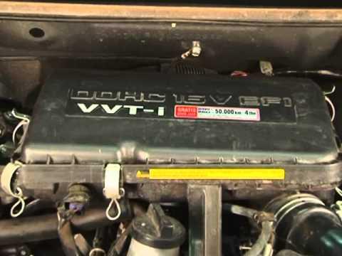 Otomotif - Mobil Tune Up Engine EFI