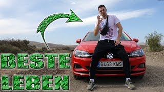 ICH FLIEGE WEG ✈ - Babawagen, Roomtour und Oasis Park   Kanaren Vlog 1